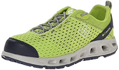 Columbia Youth Drainmaker III Hybrid Shoe (Little Kid/Big Kid),Fission/