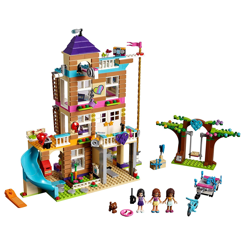 Lego 41340 Friends Heartlake Friendship House Building Set Olivia