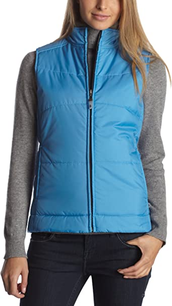 Amazon.com: Alo Yoga Puffer Chaleco de la mujer: Clothing