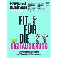 Harvard Business Manager 4/2019: Fit für die Digitalisierung