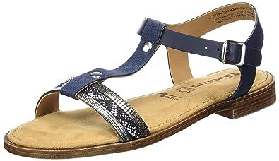 Tamaris Women's 1 1 28149 22 Ankle Strap Sandals: Amazon.co