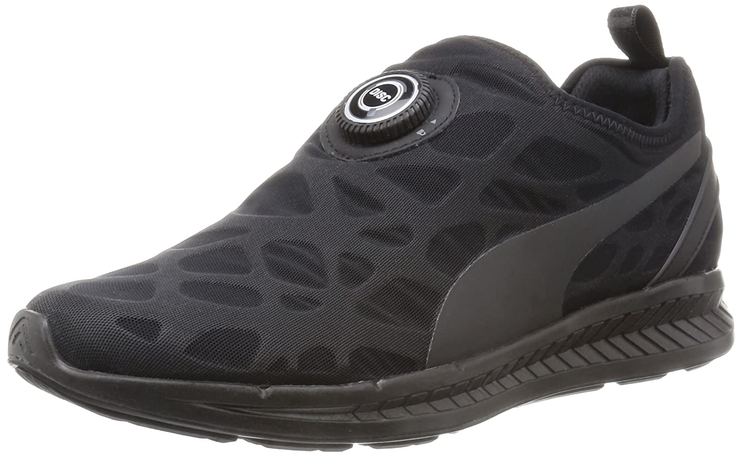 Puma Men s Disc Sleeve Ignite Str. Foam Black Safety Shoes - 9 UK India (43  EU)  Buy Online at Low Prices in India - Amazon.in 94e154528