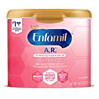 Enfamil A.R. Infant Formula - Clinically Proven to Reduce Spit-Up in 1 week - Reusable...