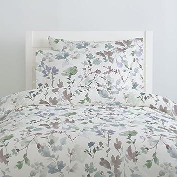 Ordinaire Carousel Designs Soft Wildflower Duvet Cover Queen/Full Size   Organic 100%  Cotton Duvet