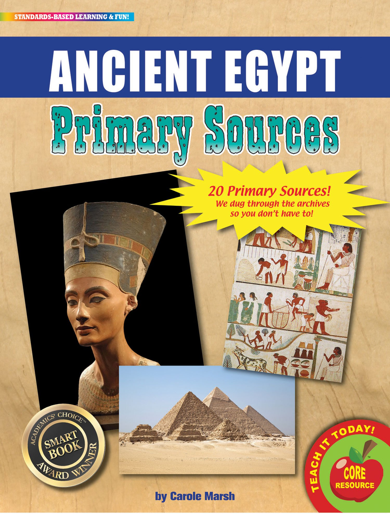 Ancient Egypt Primary Sources