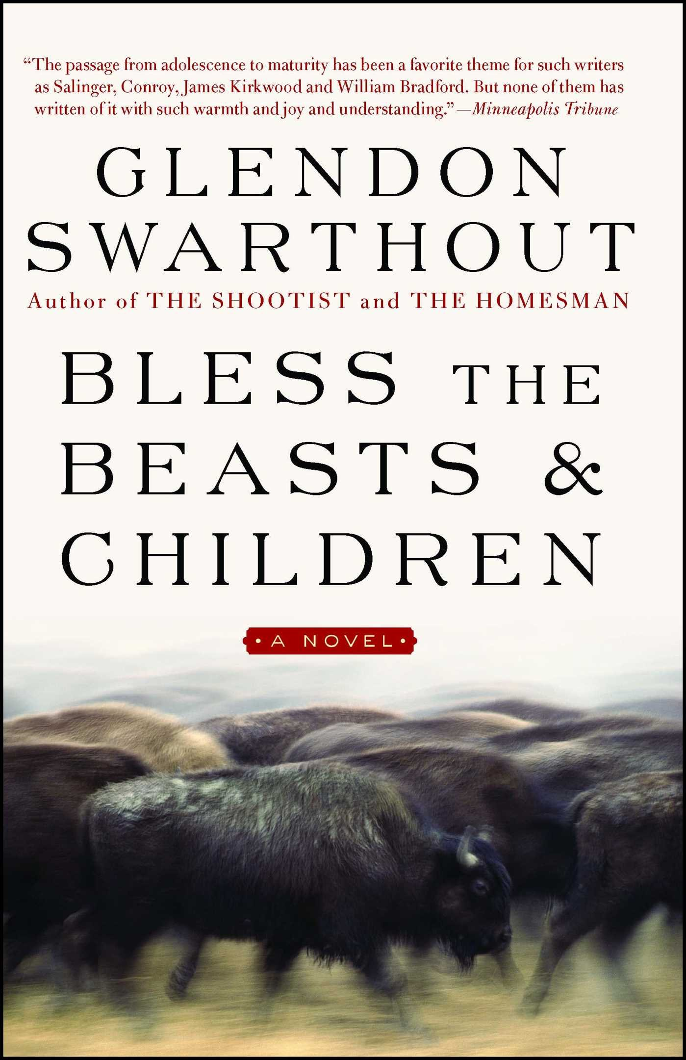 Download Bless the Beasts & Children: A Novel pdf epub