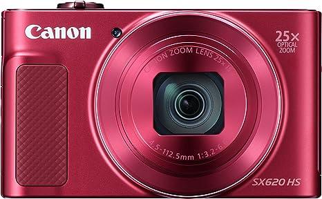 Canon Powershot Sx620 Hs Digital Camera Red Kamera
