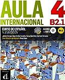 Aula Internacional 4. Nueva Edicion: Libro del Alumno + Ejercicios + CD 4 (B2) (Spanish Edition)