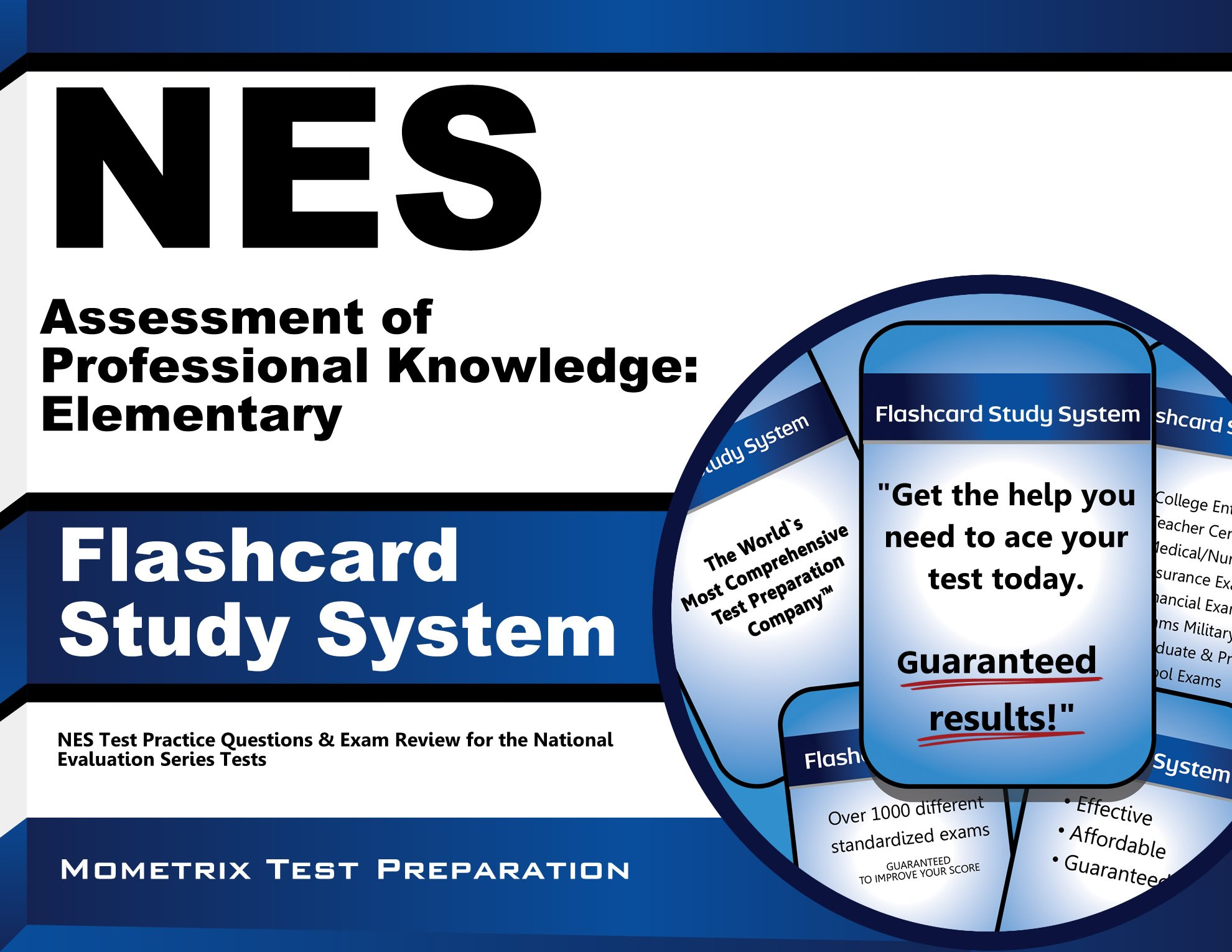 NES Assessment of Professional Knowledge: Elementary Flashcard Study System: NES Test Practice Questions & Exam Review for the National Evaluation Series Tests ebook