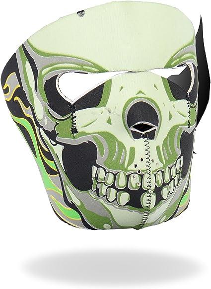 Skull Zanheadgear WNFM030 Neoprene Full Face Mask