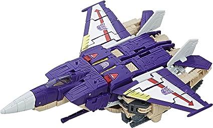 Transformers Titans Return Voyager DECEPTICON HAZARD /& BLITZWING Regalo Gift Toy