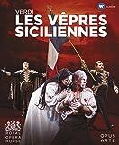 Verdi : Les vêpres siciliennes [Blu-ray]