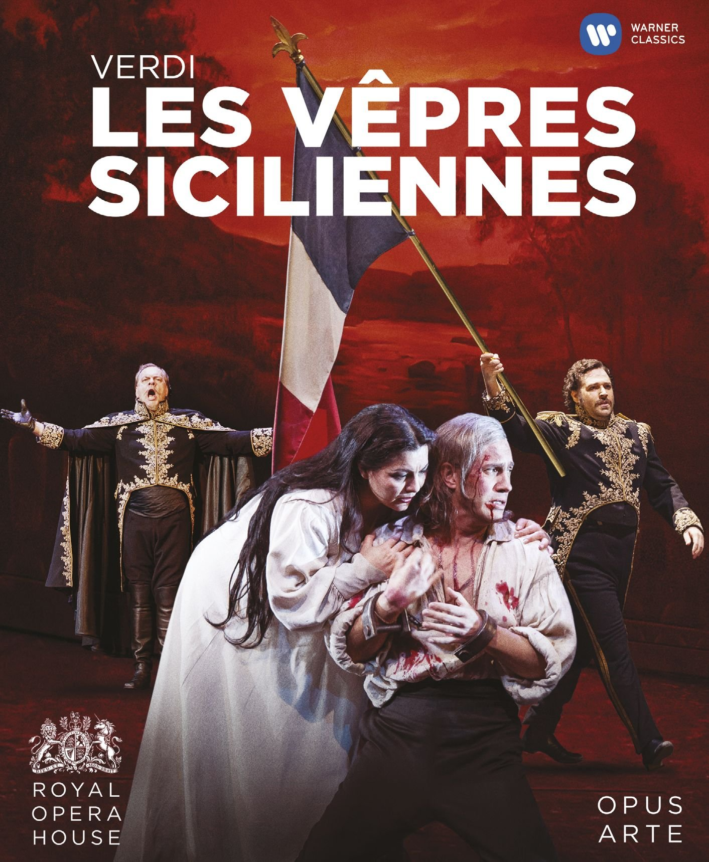 Vepres Siciliennes (Blu-ray)