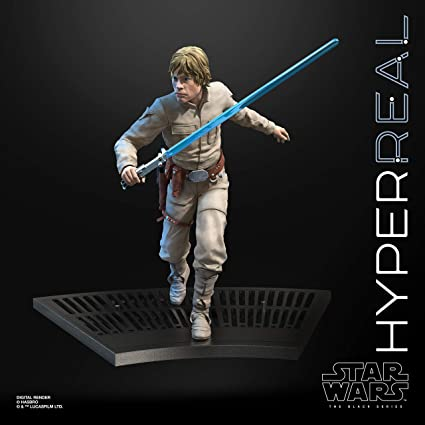 Black Series Hyperreal Luke Skywalker Star Wars Hasbro E6611EU4