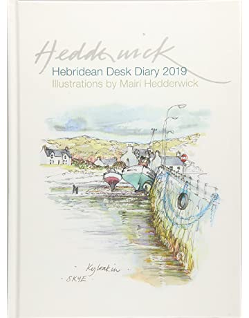 6504eb79578 Hebridean Desk Diary 2019 (Diaries 2019)
