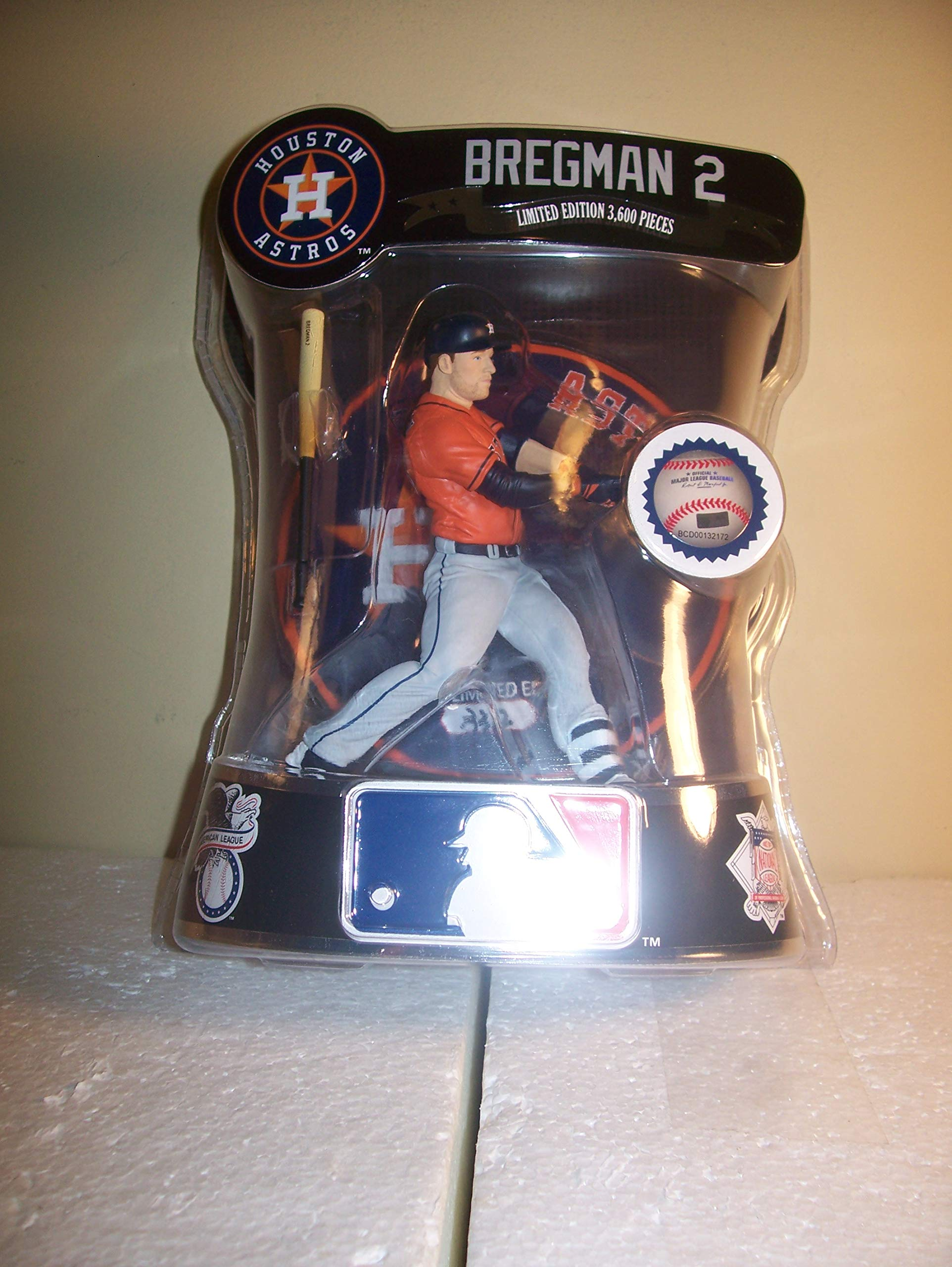 Alex Bregman Houston Astros Imports Dragon Figure