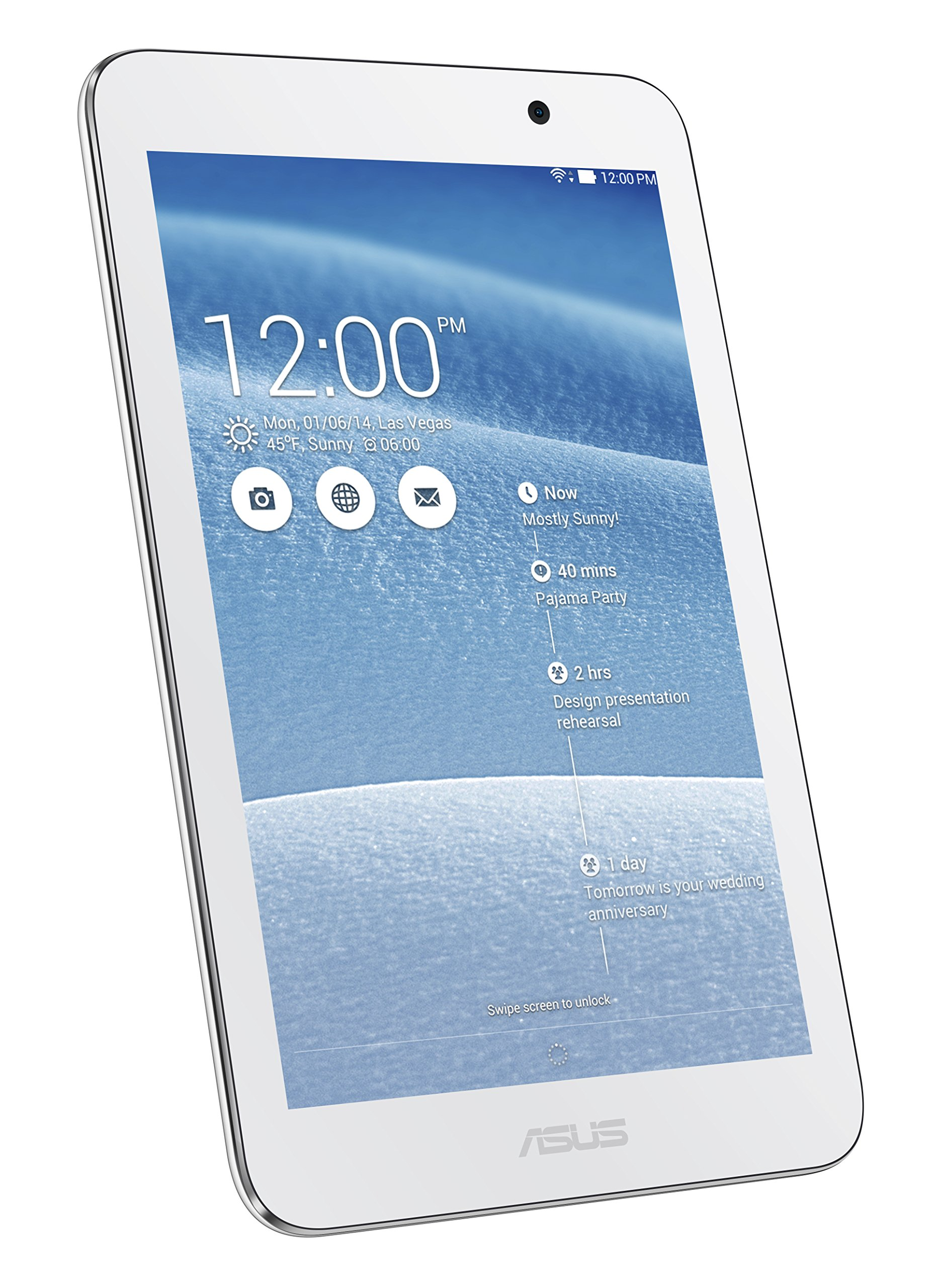 ASUS MeMO Pad 7 ME176CX-A1-WH 7-Inch Tablet (White)