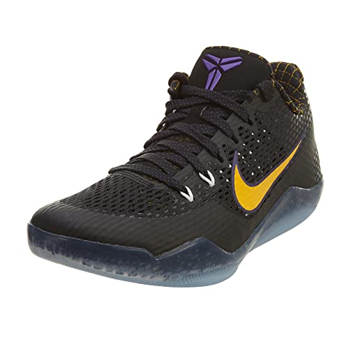 54532d7c28fe Nike Zoom Kobe IV  Carpe Diem Black Court Purple University Gold White