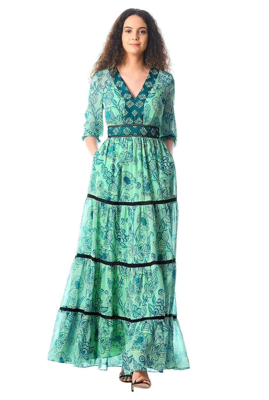 70s Dresses - Hippie Dresses, Wrap Dresses