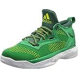 buy online 2fa10 71e7d adidas Performance Mens D Lillard 2 Primeknit Basketball Shoes - Green