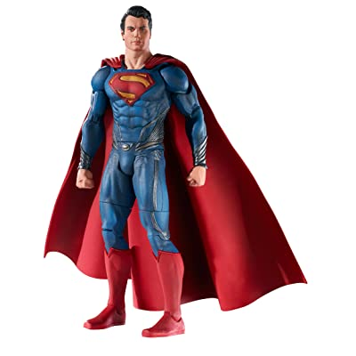 Man of Steel Movie Masters Superman Action Figure: Toys & Games