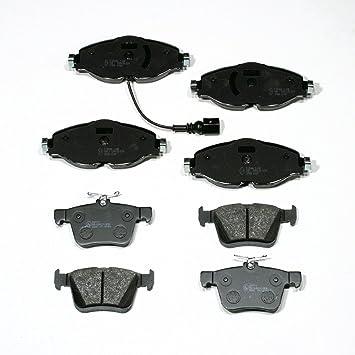 Bremsbeläge 1ze 1ke Bremsklötze Bremsen Warnkabel Für Vorne Hinten Auto