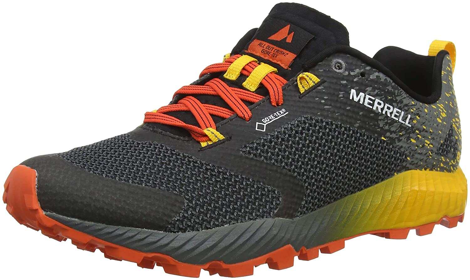 Merrell All out Crush 2 GTX, Zapatillas de Running para Asfalto para Hombre J77653