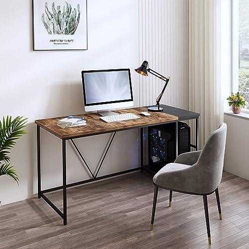 Best modern office desk: AKKTOL Home Office Computer Desk
