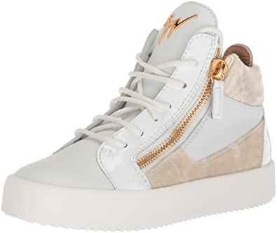 c77495788a346 Amazon.com  Giuseppe Zanotti Women s Rw70010 Sneaker  Shoes