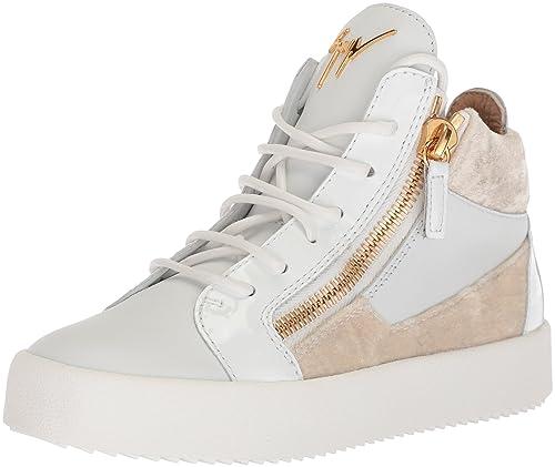 db1151e604cf7 Amazon.com: GIUSEPPE ZANOTTI Women's Rw70010 Sneaker: Shoes