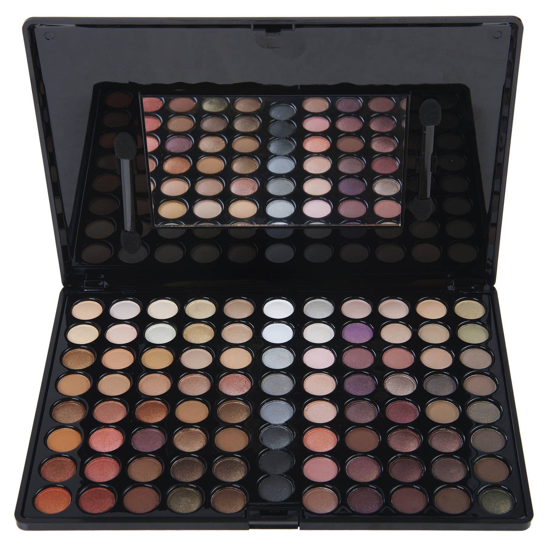 SHANY Natural Fusion Eyeshadow Palette (88 Color Eyeshadow Palette, Nude Palette), 2.15 Ounce by SHANY Cosmetics (Image #6)