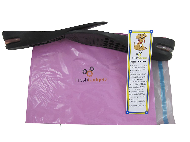FreshGadgetz 1 Paire de Noir chaussures /à Coussin dair Ascenseur Semelle Int/érieure Pour les femmes /à 4 cm de Plus WL-031