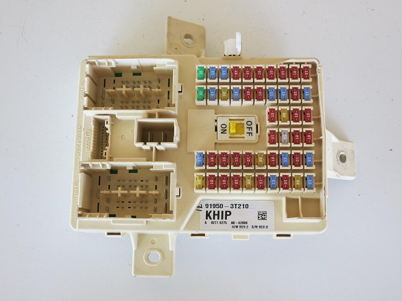 Amazon.com: 15 Kia K900 91950-3T210 Fuse Box BCM BCU Body Control Unit  Module: Automotive