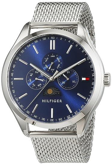 48a31cd6b8ef Reloj para hombre Tommy Hilfiger 1791302.  Tommy Hilfiger  Amazon.es   Relojes