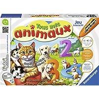 Ravensburger - 00838 - Tous mes animaux Tiptoi - Jeu interactifs