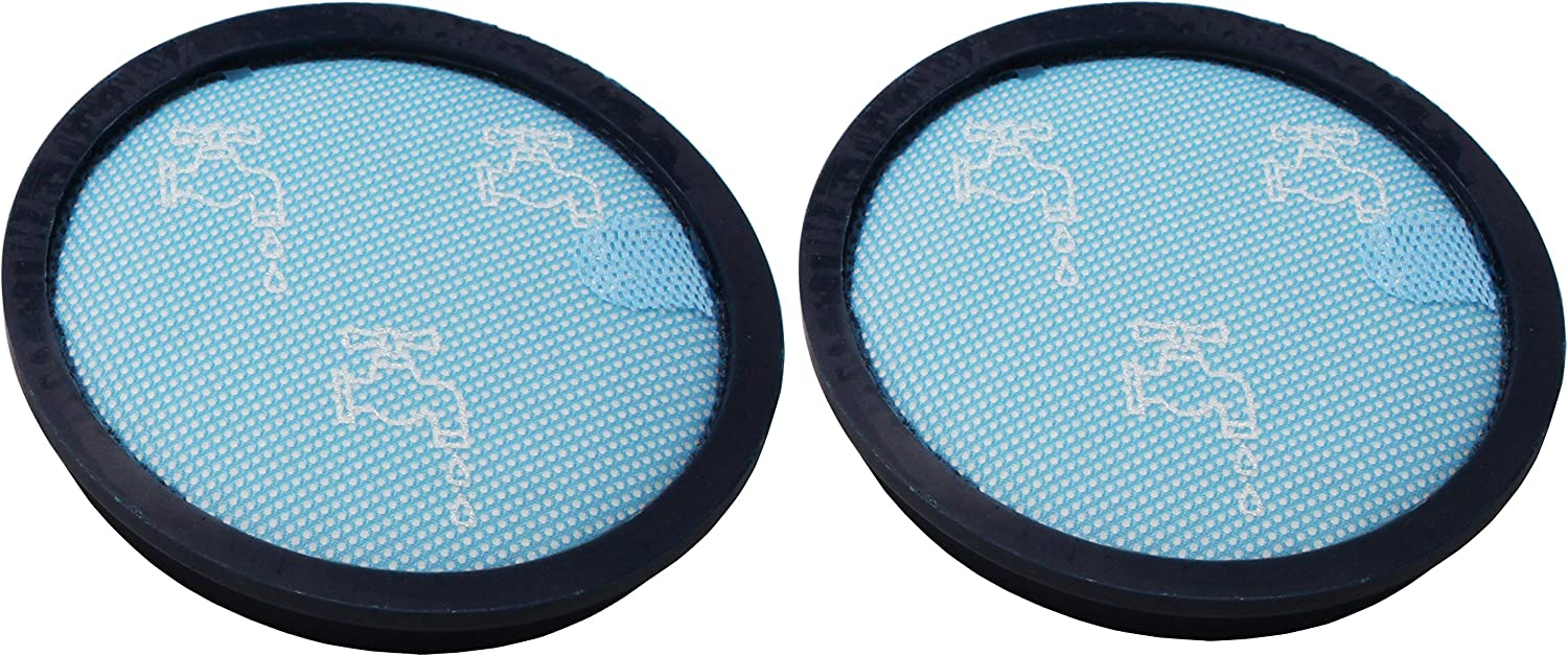LTWHOME Washable Filter Fit for Dyson DC17 Hepa Pre Motor Vacuum Cleaner,Compare to Filter Part # 911236-01 (Pack of 2)