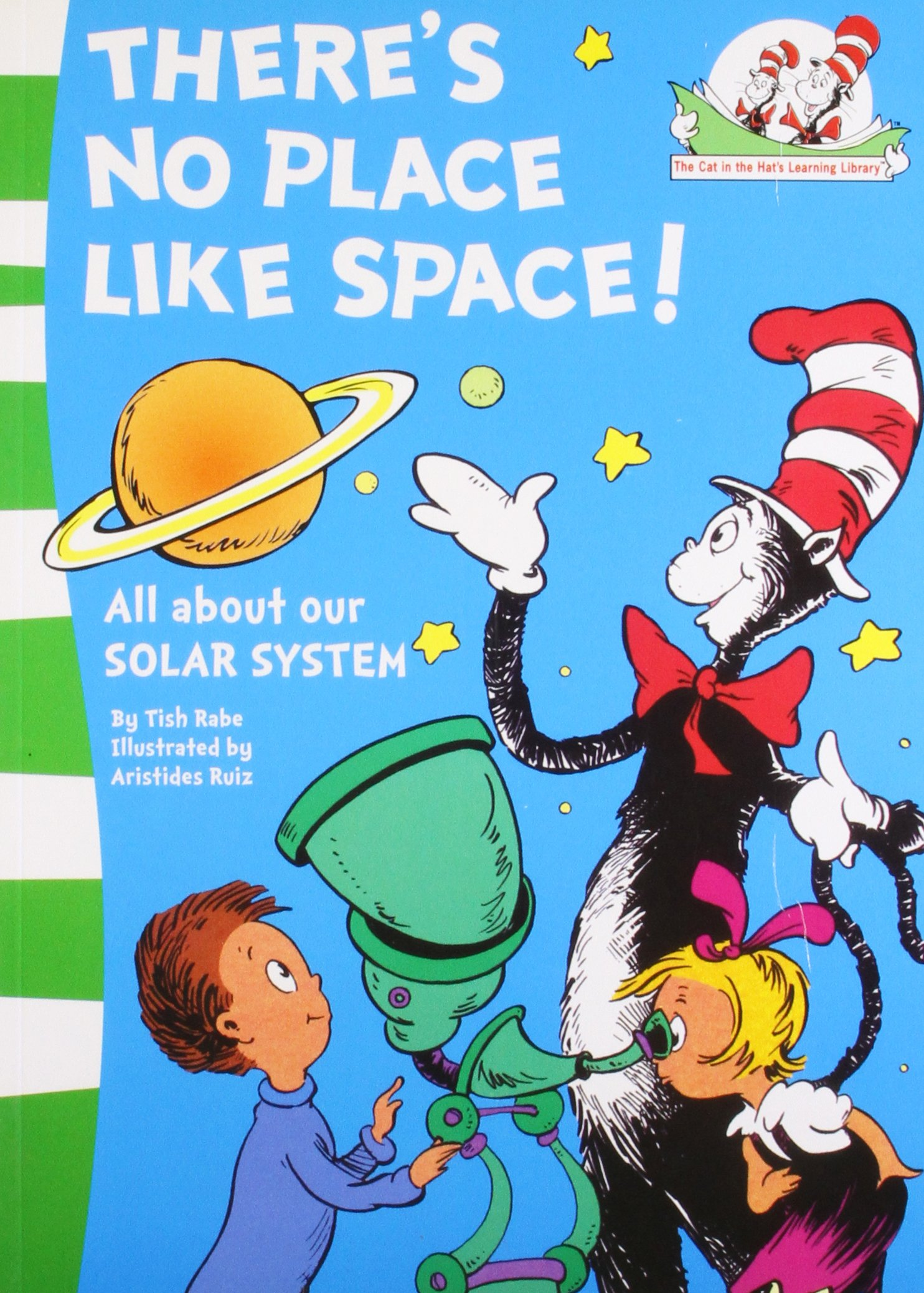 Image result for no place like space cat hat book