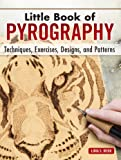 Little Book of Pyrography: Techniques, Exercises, Designs, and Patterns (Fox Chapel Publishing) Pocket-Size Gift Edition…