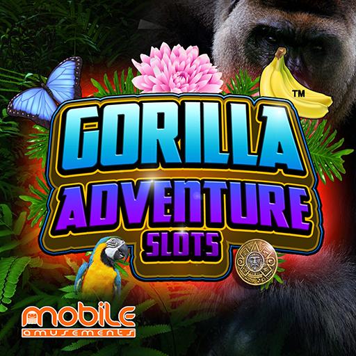 Gorilla Jungle Adventure Slots PAID