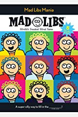 Mad Libs Mania Paperback