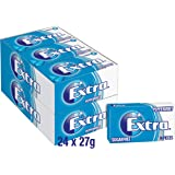 Extra Peppermint Sugar Free Chewing Gum, 14 Pieces (Pack of 24)