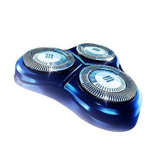 Philips HQ8 - 3 cuchillas para cabezal afeitadora.: Amazon.es: Salud y cuidado personal