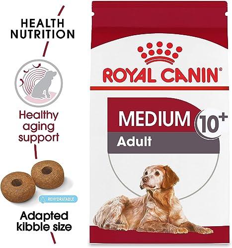 Royal Canin Size Health Nutrition Medium Aging 10 Dry Dog Food