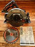 Ridgid Genuine OEM R8652 Gen5X Cordless 18V Lithium Ion Brush Motor 7 1/4 Inch Circular Saw