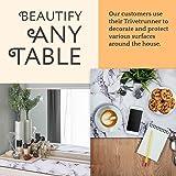 Trivetrunner:Decorative Trivet and Kitchen Table