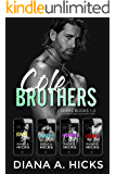 The Cole Brothers: Collection Books 1 - 3 with bonus Valentine Day's short-story (Cole Brothers Series)
