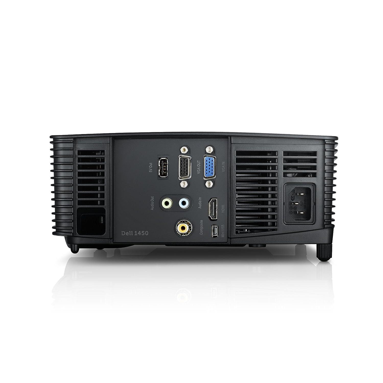 DELL 1450 Video - Proyector (3000 lúmenes ANSI, DLP, XGA (1024x768 ...
