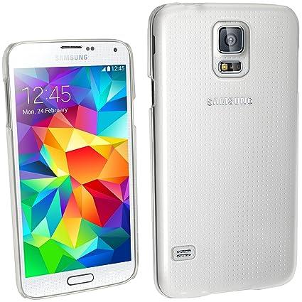 iGadgitz U2846 Funda para teléfono móvil Transparente - Fundas para teléfonos móviles (Funda, Samsung, Galaxy S5 SM-G900, Transparente)