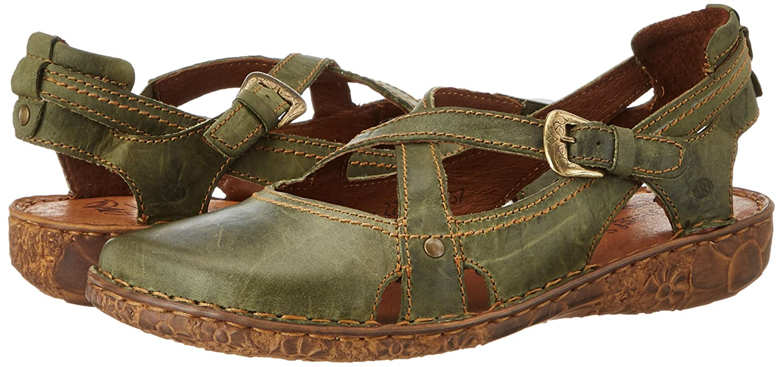 Josef Seibel Damen Rosalie 13 Geschlossene Sandalen, beige Grün Grün Grün (Oliv) 43ce18
