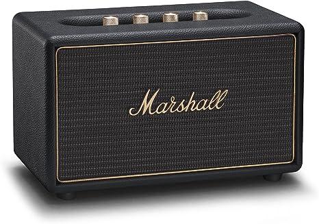 Marshall Acton Multiroom Wireless Bluetooth Speaker Black